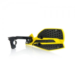 HANDGUARDS ULTIMATE - YELLOW/BLACK