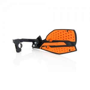 HANDGUARDS ULTIMATE - BLACK/ORANGE