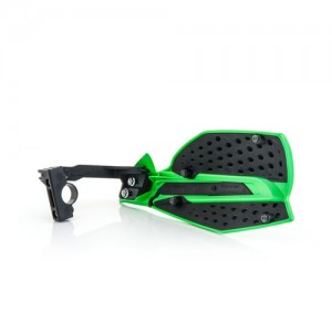HANDGUARDS ULTIMATE - GREEN/BLACK