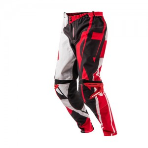 PROFILE MX PANTS - BLACK/RED
