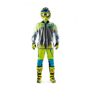 TRASPARENT PRO RAIN JACKET 3.0 - CLEAR
