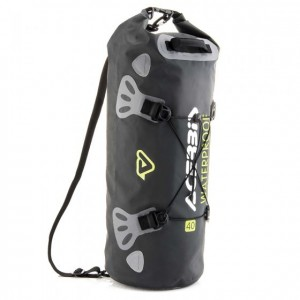 NO WATER BAG VERTICAL - BLACK/GREY - ONE SIZE