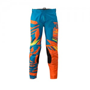 MX FITCROSS PANTS - BLUE/ORANGE