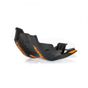 SKID PLATE KTM EXC-F 450/500 17/19 – BLACK