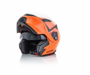 BOX G-348 HELMET - FLO ORANGE