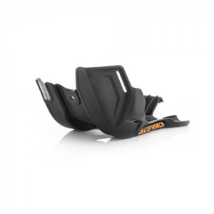 SKID PLATE KTM SX85 13/17 - HUSQVARNA TC85 14/18 – BLACK
