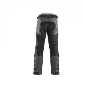 PANTS ENDURO-ONE BAGGY - BLACK/GREY