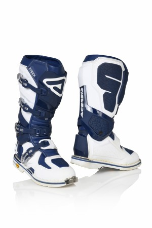 BOOTS X-ROCK - BLUE/WHITE