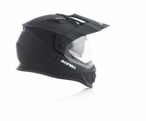 REACTIVE FIBER HELMET - MATT BLACK
