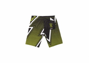 BOARDSHORT SP CLUB - BLACK/FLO YELLOW