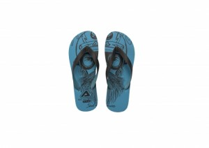 SP CLUB THONG SLIPPERS - BLUE