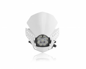HEADLIGHT LED FULMINE - WHITE