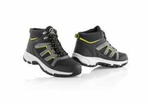 MUD SHOES WATERPROOF - BLACK/YELLOW