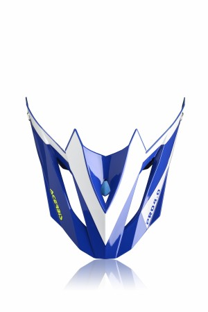 VISOR PROFILE 4.0 - BLUE/YELLOW