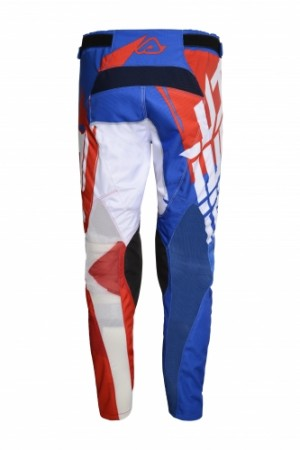 MX SHUN  PANTS - BLUE/RED