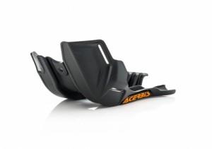 SKID PLATE KTM SX85 + HVA SX85 18/19 - BLACK