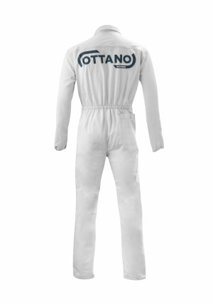 OTTANO WORK SUITE - WHITE
