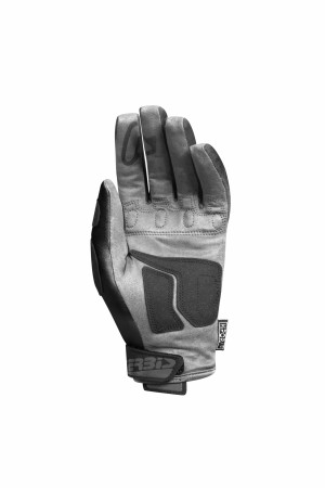 GLOVES X-WP : WATERPROOF - BLACK/GREY