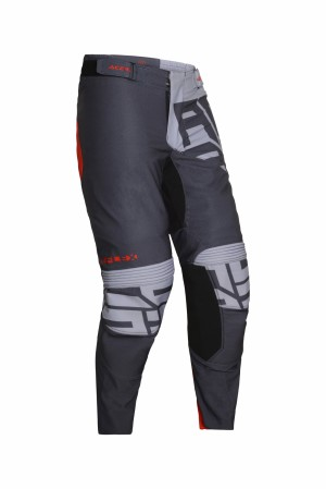 X-FLEX BLACK FIRE PANTS - BLACK