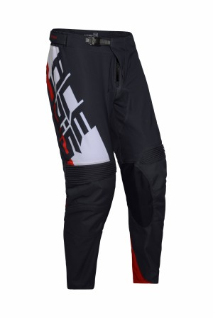 MX KAIRON SPECIAL PANTS - WHITE/BLACK