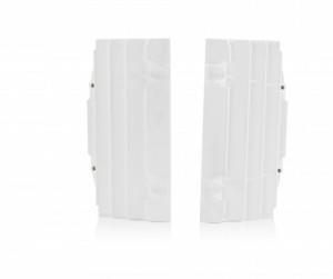 LOUVERS KTM + HUSQVARNA 16-18 - WHITE