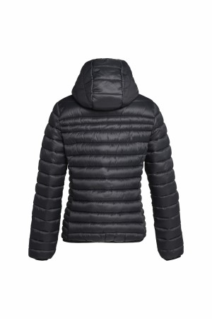 HILL 035 JACKET LADY - BLACK/PINK