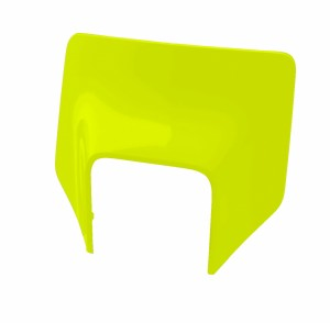 HEADLIGHT PLASTIC CAP REPLICA FE/TE 17/19 - FLO YELLOW
