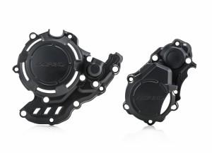X-POWER KIT PROT. 4-STROKE EXC-F/FE 250-350 16/19 - KTM -HUSKY - BLACK