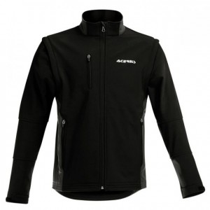 JACKET ONE - BLACK