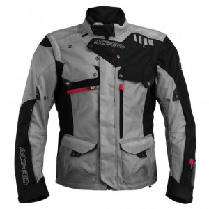 JACKETS ADVENTURE - BLACK/GREY