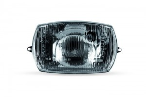 REPLACEMENT SEALED BEAM DHH CE/DOT
