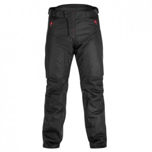 BAGGY ADVENTURE PANTS - BLACK