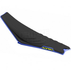 X-SEATS - SOFT - HONDA CRF450R 2017-2018 + CRF250 2018 – BLACK/BLUE