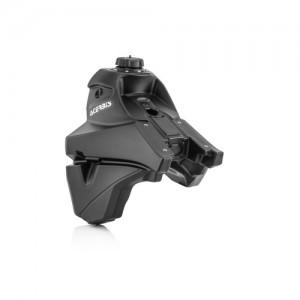 FUEL TANKS 12 L KTM EXC 250/300 18 + SXF 250/350/450 16-18 + EXC-F 250/350/450/500 17-18 - BLACK