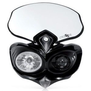 CYCLOPE HEADLIGHT - BLACK