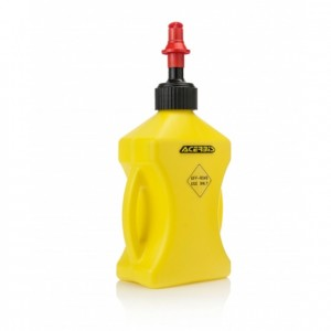 FUEL CONTAINER QUICK FILL 10 LITER - YELLOW