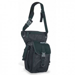 WAIST BAG TOURING TRIP - BLACK - ONE SIZE