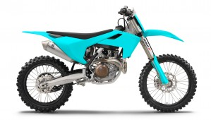 FULL PLASTIC KITS HUSQVARNA TC/FC 16-18 (NO TC 250 16) - TEAL