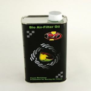 DT-1 RACING SUPER SEAL FOAM FLAME RESISTANT BIO FILTER OIL 1L