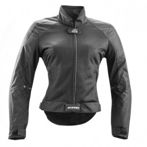 RAMSEY MY VENTED LADY JACKETS - BLACK