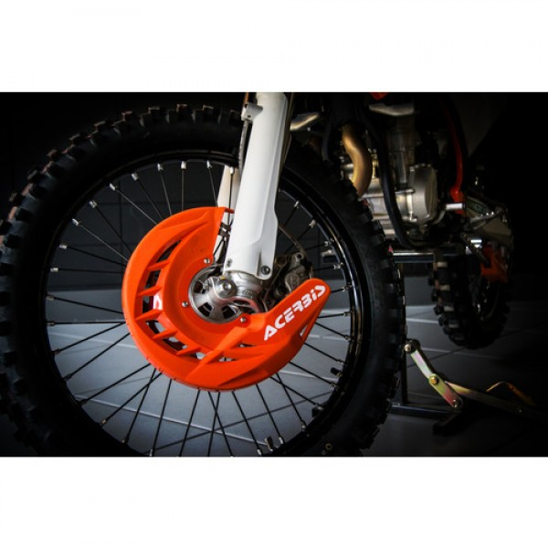 X Brake Front Disc Cover Disk Covers Plastics Acerbis
