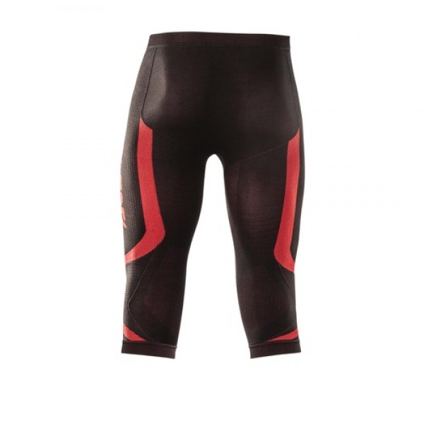cd6dba312 UNDERWEAR 3 4 X-BODY SUMMER PANTS - BLACK RED - S M