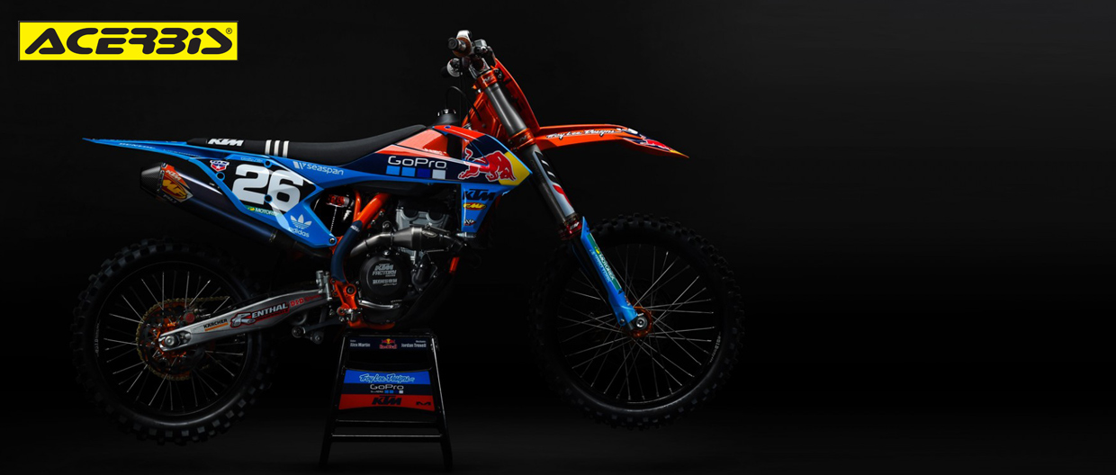 ACERBIS4YOU - REPLICA PLASTICS